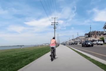 Biking The Entire Wildwoods