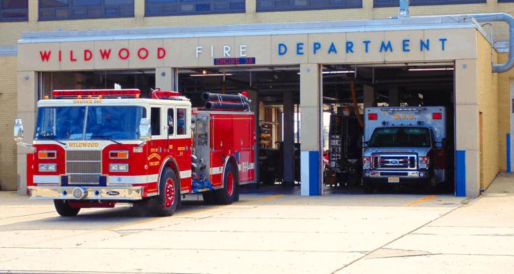 FEMA Awards Wildwood Fire Department Two Awards!