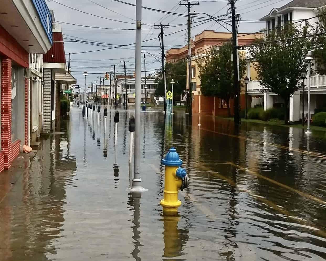 Why Do The Wildwoods Flood?