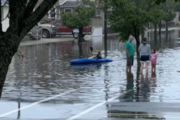 Hurricane Sally Could Bring Flooding To The Jersey Shore
