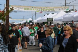 2020 Irish Weekend Details - N. Wildwood