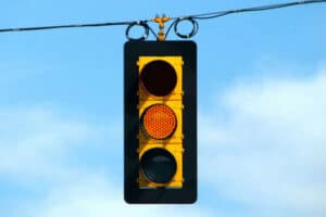 Wildwood To Start Off-Season Blinking Traffic Lights