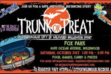 2020 Wildwood Halloween Information