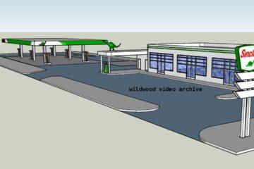 (Doo-Wop) Sinclair Gas Station Coming To Wildwood