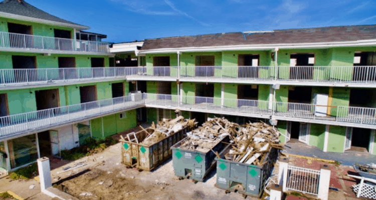 Singapore Motel Under MAJOR Construction (Video Update)