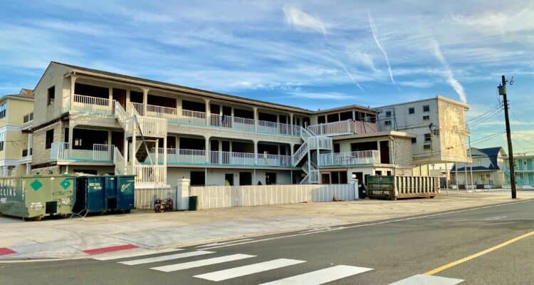 The Surf Motel To Become Condos (Blue Prints)