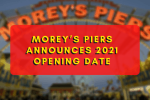 Morey's Piers 2021 Opening Day