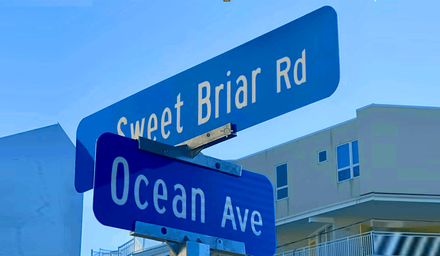 New Street Signs Are Coming To Wildwood Crest