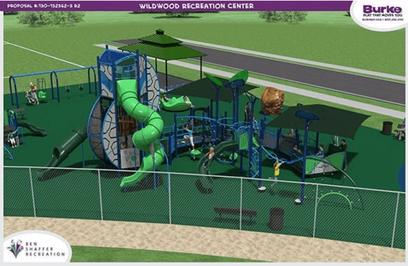 Wildwood Asks The Public For Help On New Playground Grant