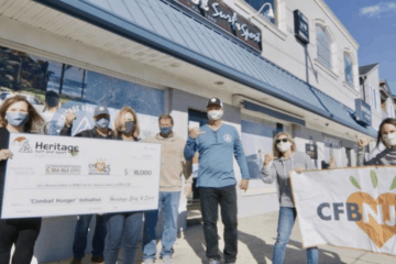 Heritage Surf and Sport Donates $15,000 To Local Charities