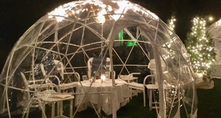 Igloos Are Coming To Cape May