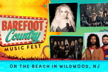 Barefoot Country Music Fest Announces New Headliners