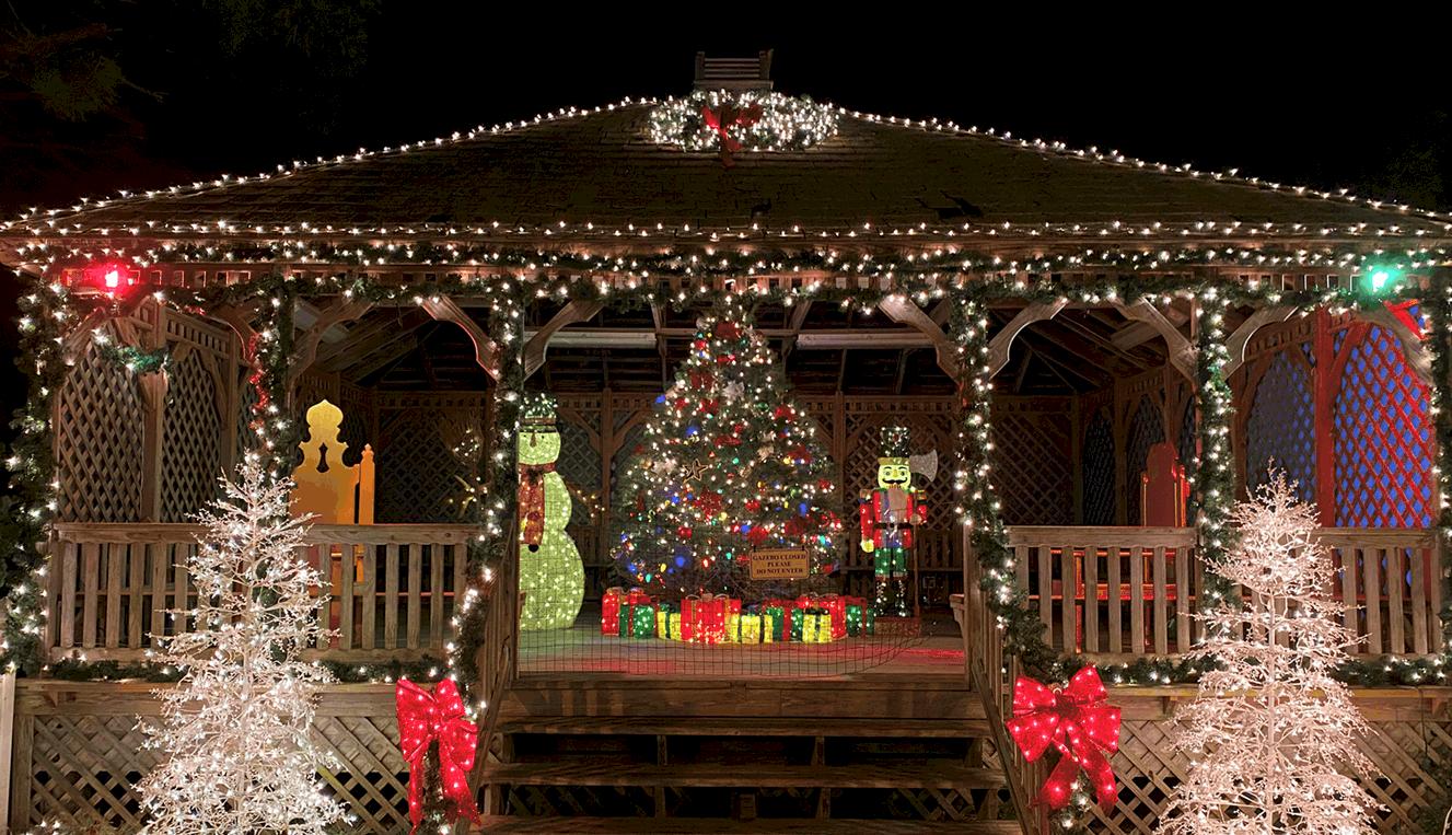 Wildwood Christmas Decoration Video Tour 2020