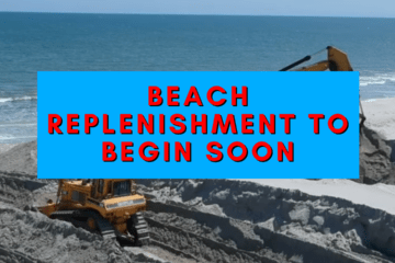 North Wildwood Beach Replenishment to Begin Soon 2021