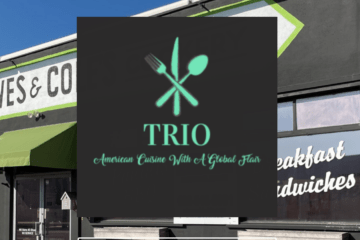 New Restaurant Coming to North Wildwood - Trio!