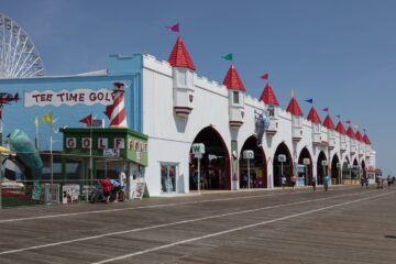 Ocean City Amusement Pier Heads Into Auction
