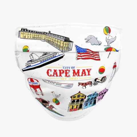 Purchase Your Cape May Masks Here