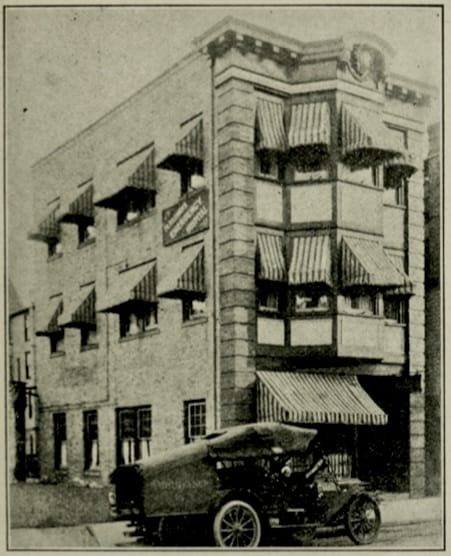 The Hospital on Pacific Ave