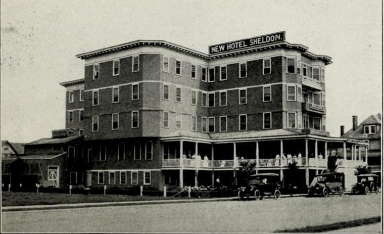 The New Shelton Hotel