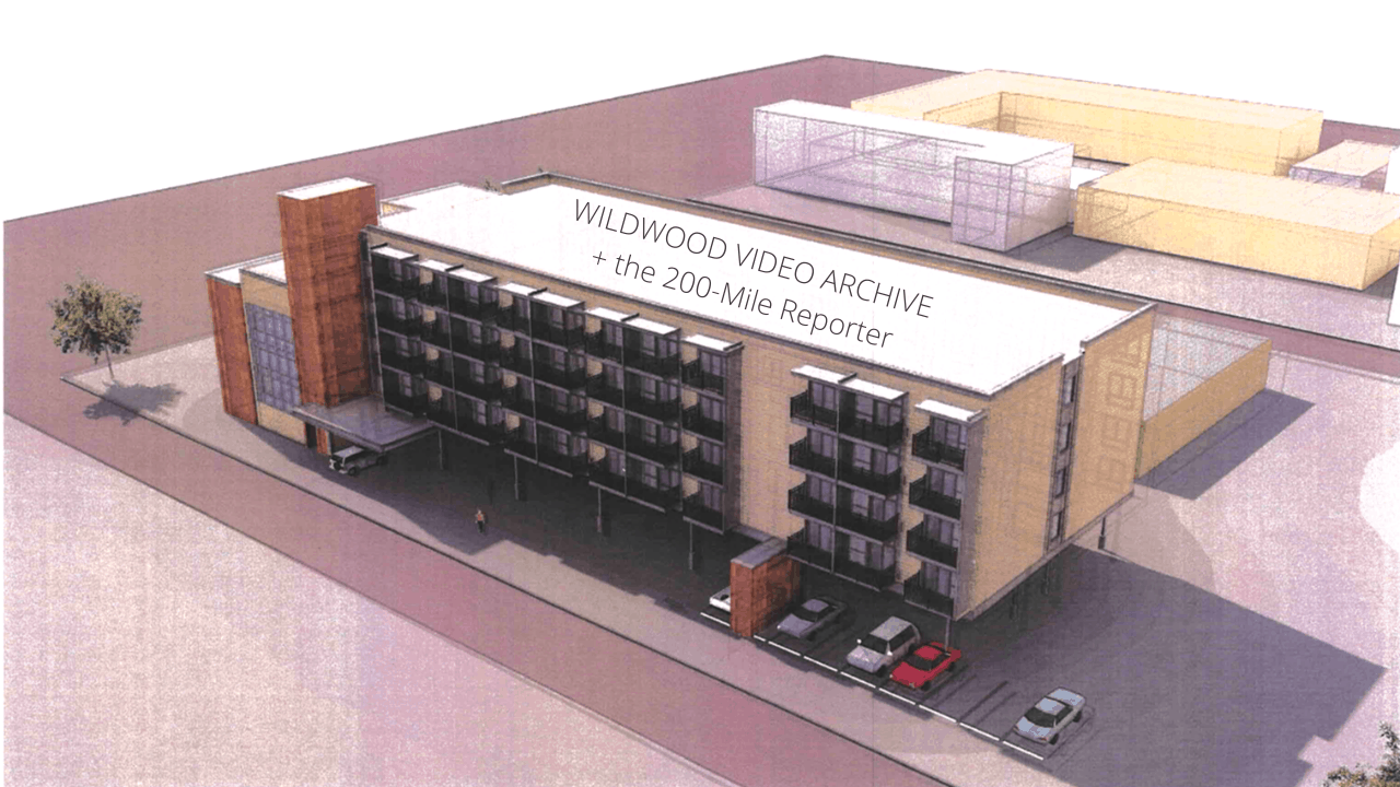 First Look At Wildwood's NEW Hotel