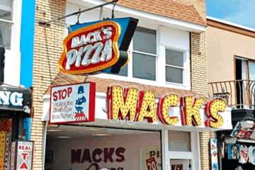 Mack's Pizza 2021 Opening Day Announced