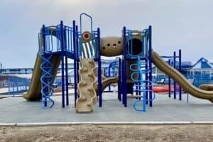 Crest's Sunrise Park Construction Update