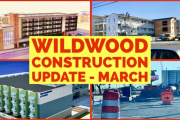 Wildwood Construction Projects - March 2021