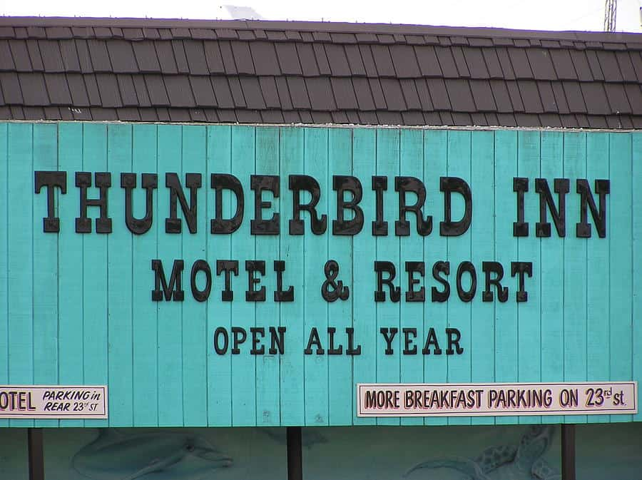 Remembering the Thunderbird Inn