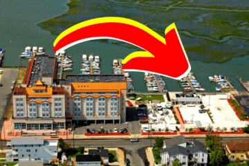 MASSIVE High-Rise Building Proposed In North Wildwood