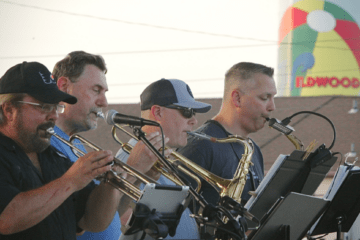 Downtown Wildwood Music in the Plaza Schedule 2021