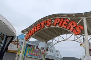 Morey's Piers Updates Mask Policy