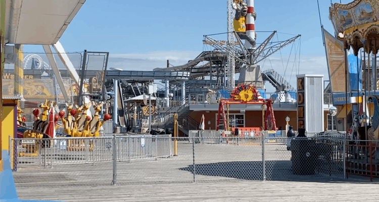 Morey's Surfside Pier Opens This Weekend