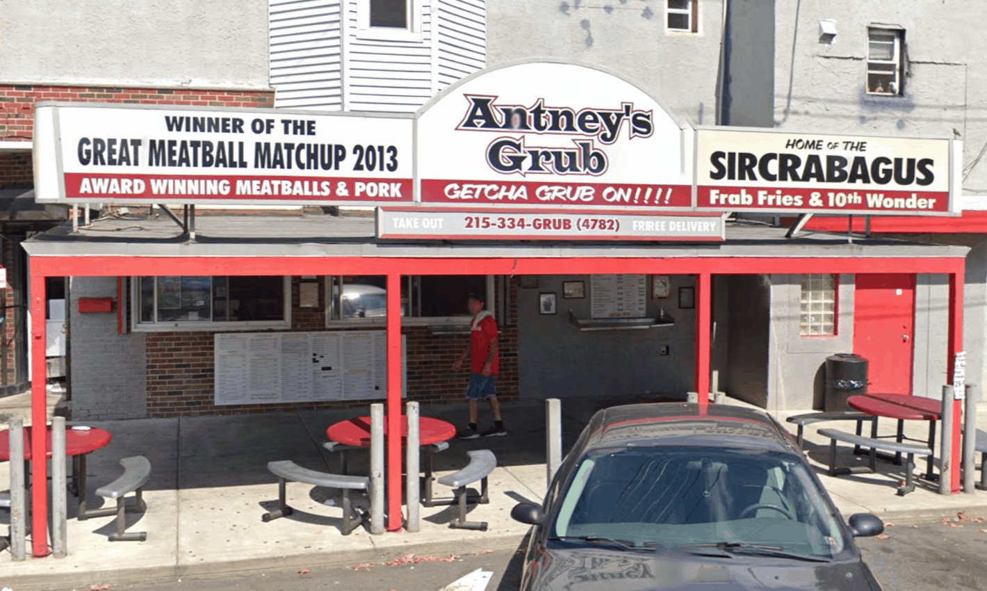 Please Welcome Antney's Grub To The Wildwoods