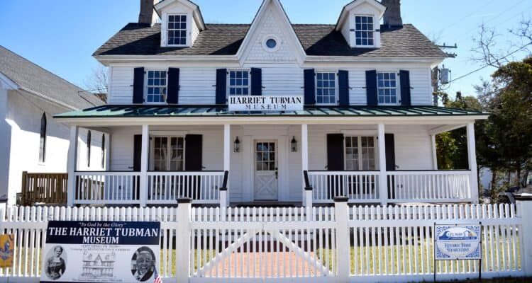 The Harriet Tubman Museum Is Now Open in Cape May!