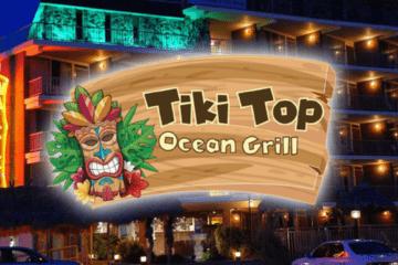 New Food Spot - Tiki Top Ocean Grill