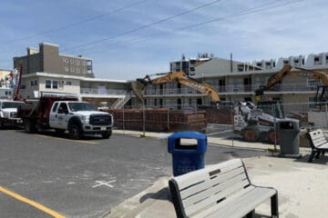Wildwood Crest Motel to be Torn Down