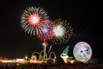 Wildwood Fireworks Return This Friday!