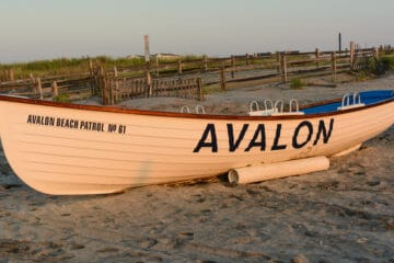 Avalon Closes Beaches, Boardwalk Nightly Due To Crowds