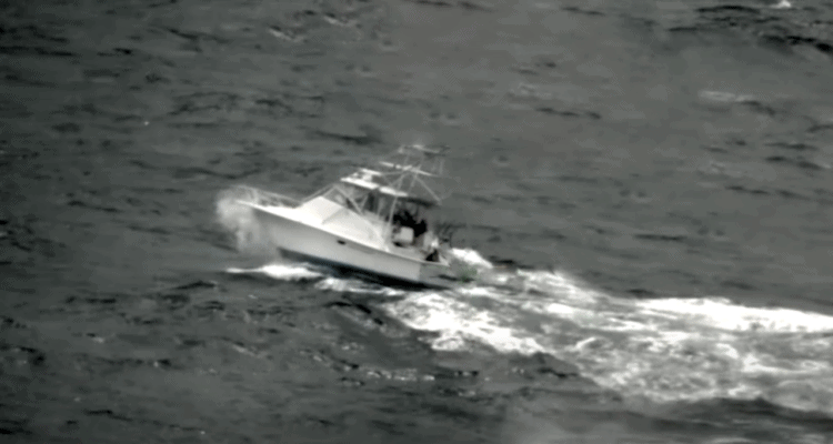 Ghost Boat's Location Is Unknown - Notice to Mariners