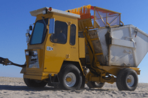 How The Wildwood Beach Is Cleaned Daily
