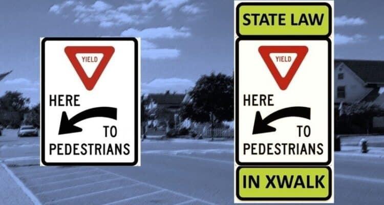 Pedestrians And Motorists Etiquette
