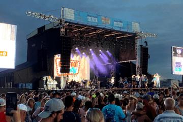 Barefoot Country Music Fest Wildwood 2021 - Recap