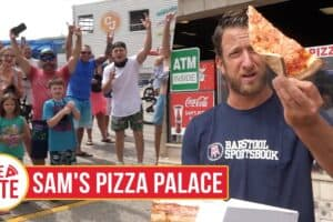 Barstool Pizza Review - Sam's Pizza Palace