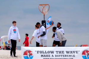 Beach Basketball Is Coming To Wildwood