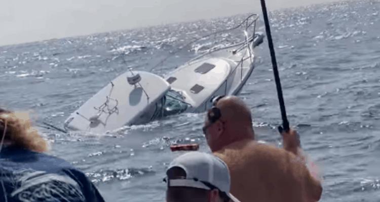 Captain Rescues Sinking Crew - OCMD