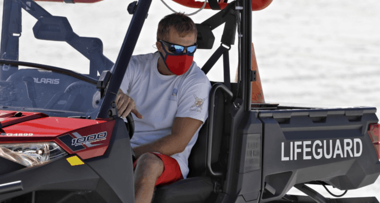 Crest Beach Patrol Announce End of 2021 Season Coverage