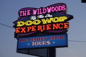 Tour Wildwood's Doo Wop Architecture