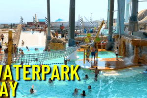 A Day At Ocean Oasis Water Park - Morey's Piers
