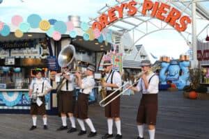 Oktoberfest Returns To Morey's Piers 2021