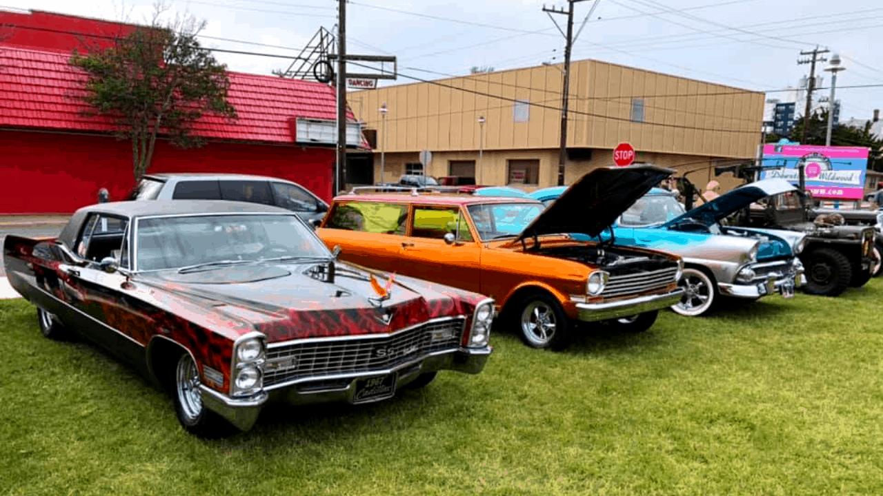 2021 Wildwood Fall Car Show
